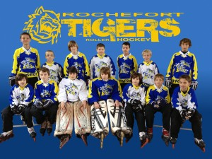 Tigers Rochefort