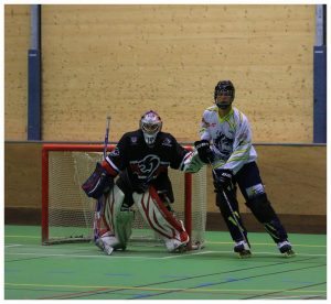 Roller hockey : N3 Rochefort/Bordeaux