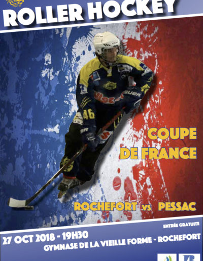 coupe france pessac
